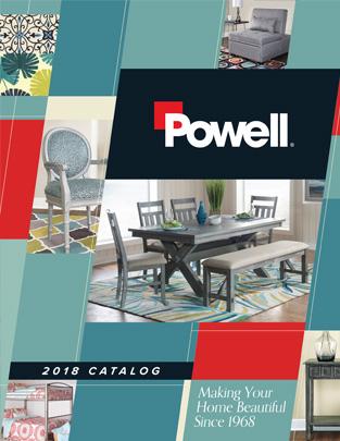 Powell Home Fashions